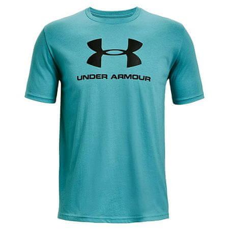 Under Armour UA SPORTSTYLE LOGO SS-BLU, UA SPORTSTYLE LOGO SS-BLU | 1329590-476 | XL
