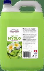 LAVON tekuté mýdlo s vůní aloe vera 5 l