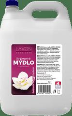 LAVON krémové mýdlo kašmír&orchidea 5 l
