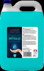 LAVON hygienické mýdlo s panthenolem 5 l