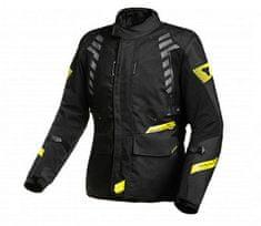 Macna Dámská bunda na moto Ultimax black/yellow fluo