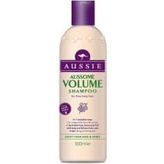 Aussie Šampón pre jemné vlasy bez objemu Aussome Volume (Shampoo)