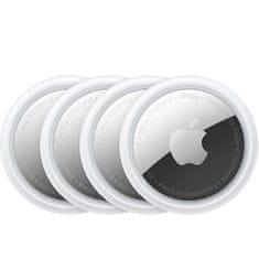 Apple AirTag lokator, 4 kosi