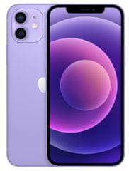 Apple iPhone 12 pametni telefon, 128 GB, Purple