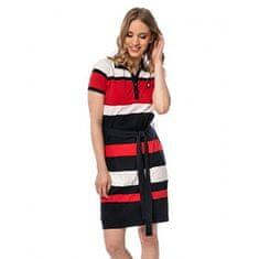 Heavy Tools Dámské šaty Vittil21 red E9S21398RE
