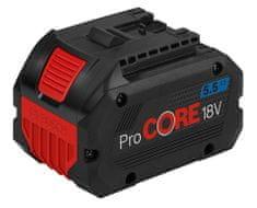 BOSCH Professional GBA ProCORE18V akumulátor 5,5 Ah (1.600.A02.149)