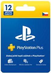 Sony PlayStation Plus 365 dní karta (CZE)