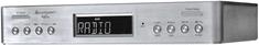 Soundmaster UR2045SI, kuchynské rádio, strieborná
