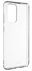 FIXED Ultratenké TPU gélové puzdro Skin pre Samsung Galaxy A52/A52 5G, 0,6 mm FIXTCS-627, číre