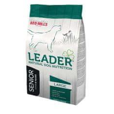 Leader Natural Senior Large Breed 12kg természetes kutyatáplálás
