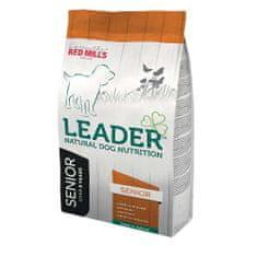 Leader Natural Senior Medium Breed 12kg természetes kutyatáplálás