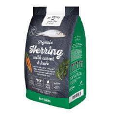 GO NATIVE Herring with Carrot and Kale 4kg ultra prémium kutyatáp 70% hústartalommal