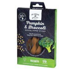 GO NATIVE Super Dental Pumpkin and Brocolli 150g
