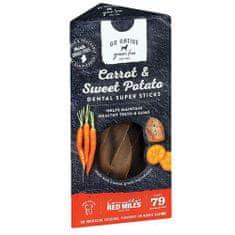 GO NATIVE Super Dental Carrot and Sweet Potato 150g exkluzivní balení
