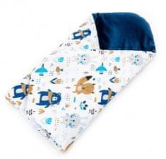 T-tomi deka za brzo umotavanje Velvet