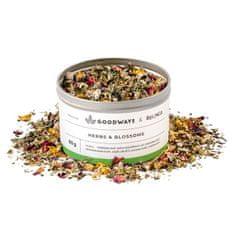 GoodWays Herbs & Blossoms bylinný čaj 60 g