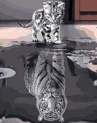 Kouzelný Art Zrkadlo