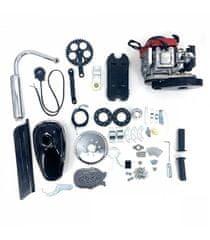Sunway Motorový kit na motokolo 49cc 4-takt (přídavný motor na kolo čtyřtaktní) typ 2
