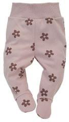 PINOKIO hlače za djevojčice sa stopalima Happiness 1-02-2104-150H-RD