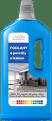 LAVON profesional podlahy s leskem 1 l modré