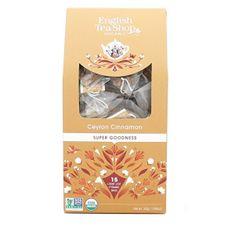 English Tea Shop Cejlonská skořice 15 pyramidek sypaného čaje