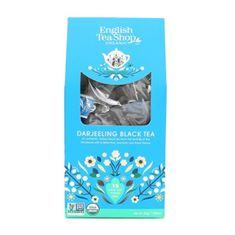 English Tea Shop Černý čaj Darjeeling 15 pyramidek sypaného čaje