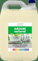 LAVON profesional nádobí natural 5 l