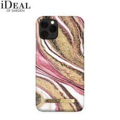iDeal of Sweden Fashion ovitek za iPhone 11 Pro - Cosmic Pink Swirl