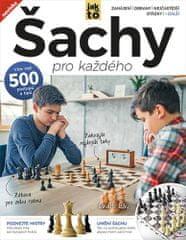 autorů kolektiv: Šachy pro každého