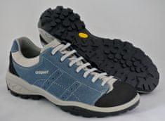 Grisport 12129 nizki treking čevlji, svetlo modri/beli