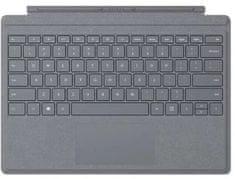 Microsoft Surface Pro Type Cover tipkovnica, oglena