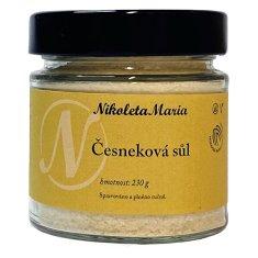 Nikoleta Maria Česneková sůl 230 g