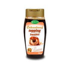 4Slim Topping slaný karamel 330g