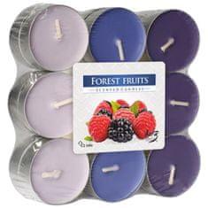 Bispol vonné čajové svíčky forest fruit 18ks