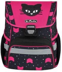 Herlitz školska torba Loop, mačka