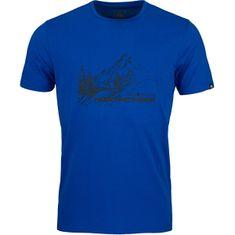 Northfinder Pánské triko Shane Regular Fit TR-3539OR 281 Blue