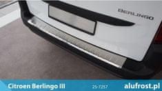 Alufrost Ochranná lišta hrany kufru Citroen Berlingo 2018-