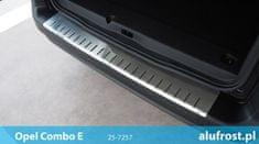 Alufrost Ochranná lišta hrany kufru Opel Combo E 2018-