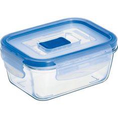 Luminarc Nádoba na potraviny skleněná Pure Box 380 ml, obdelníková