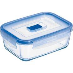 Luminarc Nádoba na potraviny skleněná Pure Box 820 ml, obdelníková