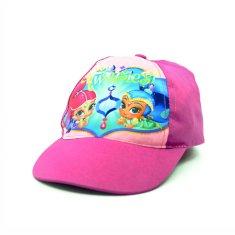 """EUROSWAN Lány baseball sapka """"Shimmer és Shine"""" - rózsaszín"""
