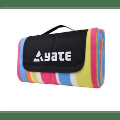 Yate Blazina iz pralne PE folijo-B, namenjena za piknike in druženje v naravi