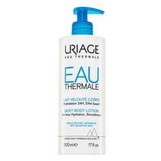 Uriage Eau Thermale Silky Body Lotion odličovací micelární voda pro normální/smíšenou pleť 500 ml