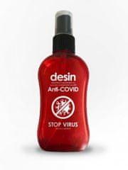Popron.cz 10 x Dezinfekcia v spreji STOP VIRUS 100 ml