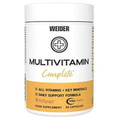 Weider Multivitamín Complete 90kapsúl