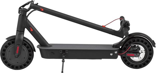 Elektryczna hulajnoga Sencor SCOOTER TWO LONG RANGE 2021 składana, niska waga mobilna aplikacja potężny silnik bateria o dużej pojemności daleki zasięg wysoka prędkość Bluetooth składana konstrukcja potężna hulajnoga elektryczna duże opony amortyzowane oświetlenie LED wyświetlacz LED podwójny układ hamulcowy