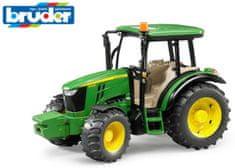 BRUDER 2106 model Traktor John Deere 5115 M