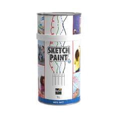 MagPaint SketchPaint piši briši barva BELA MAT 1 liter
