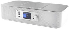 Soundmaster ICD2020WE, internetové rádio, DAB+/FM biela/strieborná