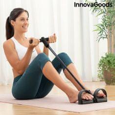 InnovaGoods Elastické pevné víceúčelové pásy s návodem k cvičení Tensport InnovaGoods
